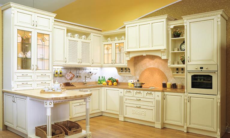 Классическая кухня высокого качества