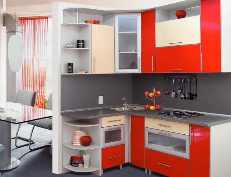6 проверенных способов увеличить небольшую кухню