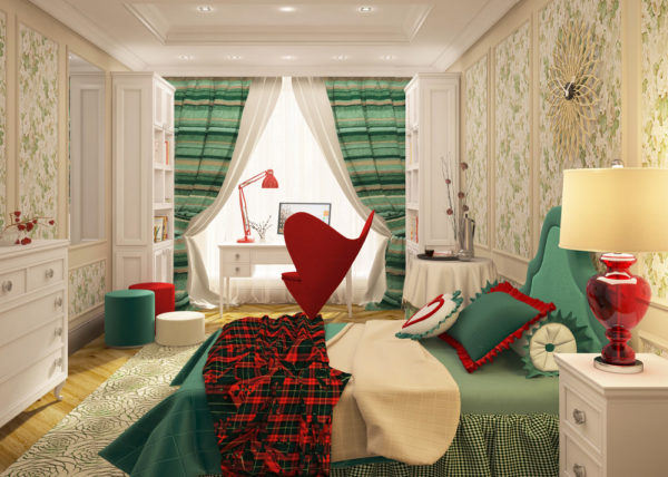 Спальня Эдинбург